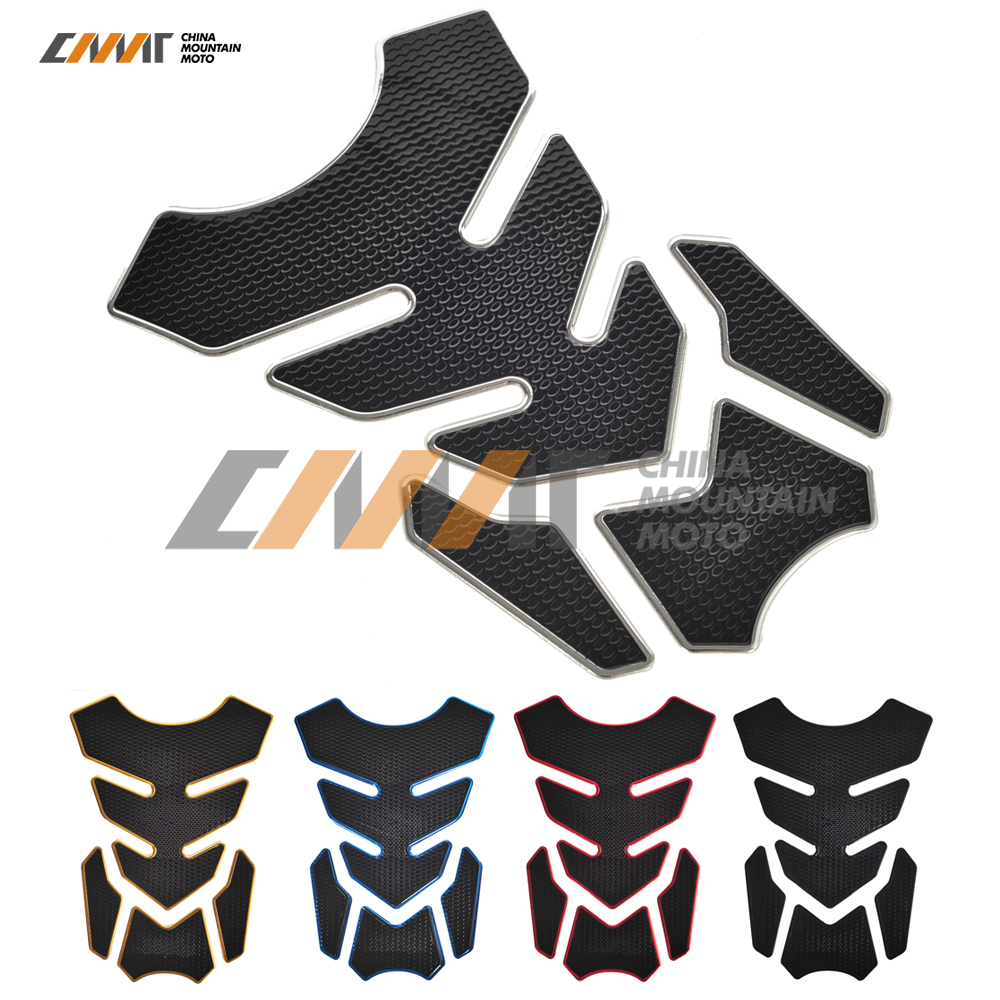 Protection Gel 3d Plate Fork Compatible Motorcycle Kawasaki Zx-6r 2003-2004
