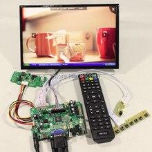 HDMI+VGA+AV+Audio+USB FPV +10.1inch B101UAN01/2 1920*1200 IPS LCD screen model lcd for Raspberry Pi