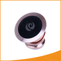 Magnet Car Phone Holder 360 Degree Rotation Mount Bracket Stand With Suction Cup For IPhone Android