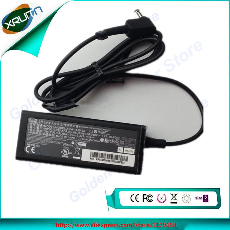Genuine 19V 2.37A AC Adapter Charger For Acer Aspire V3
