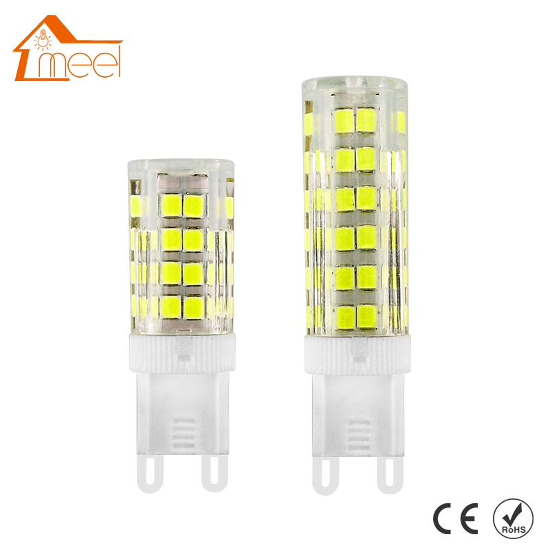 g9 led lamp ac 220v 10w 15w corn bulb ceramic crystal smd 2835 led spotlight 360 degree replace. Black Bedroom Furniture Sets. Home Design Ideas