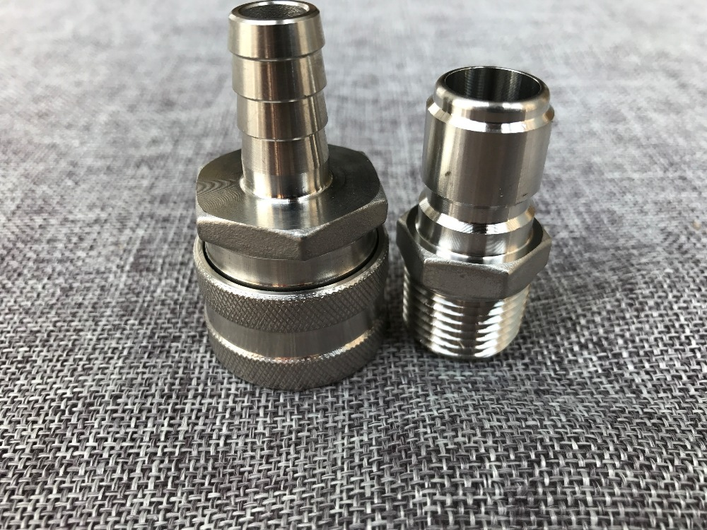 Aliexpress.com : Buy Stainless Female Quick Disconnect Set