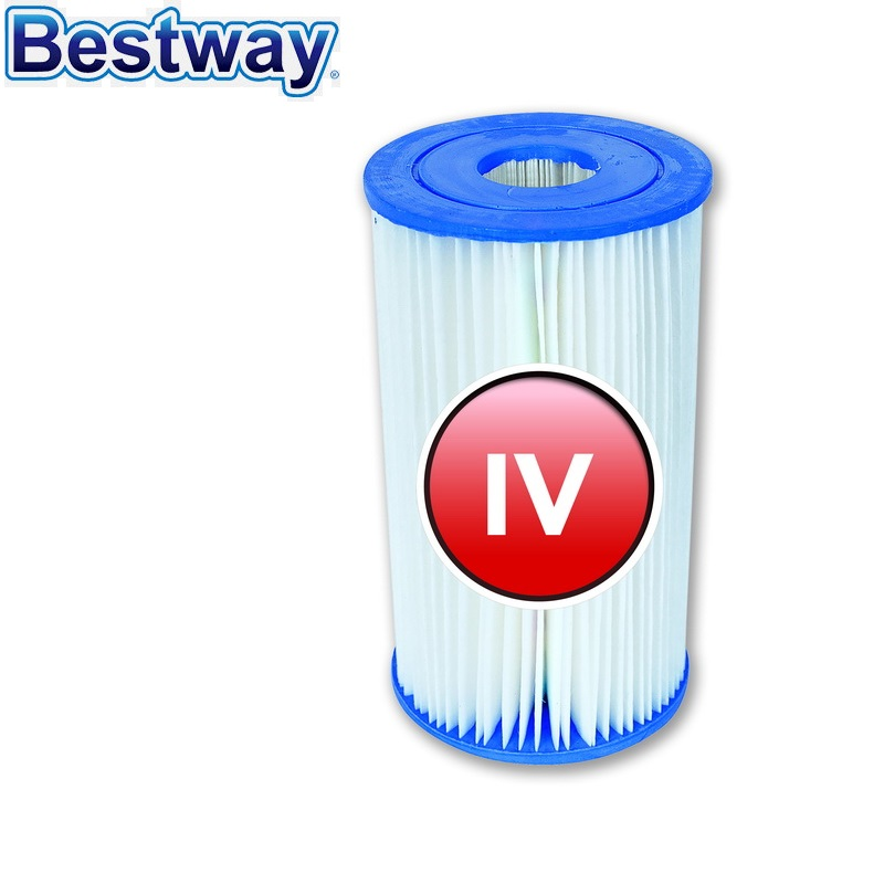 US $7.05 6% OFF|58095 Bestway Water Filter Cartridge for Swimming  Pool/Filter Cartridge(IV) 2500Gl/Swimming Pool Filter Core to Pump  58391,58392-in ...