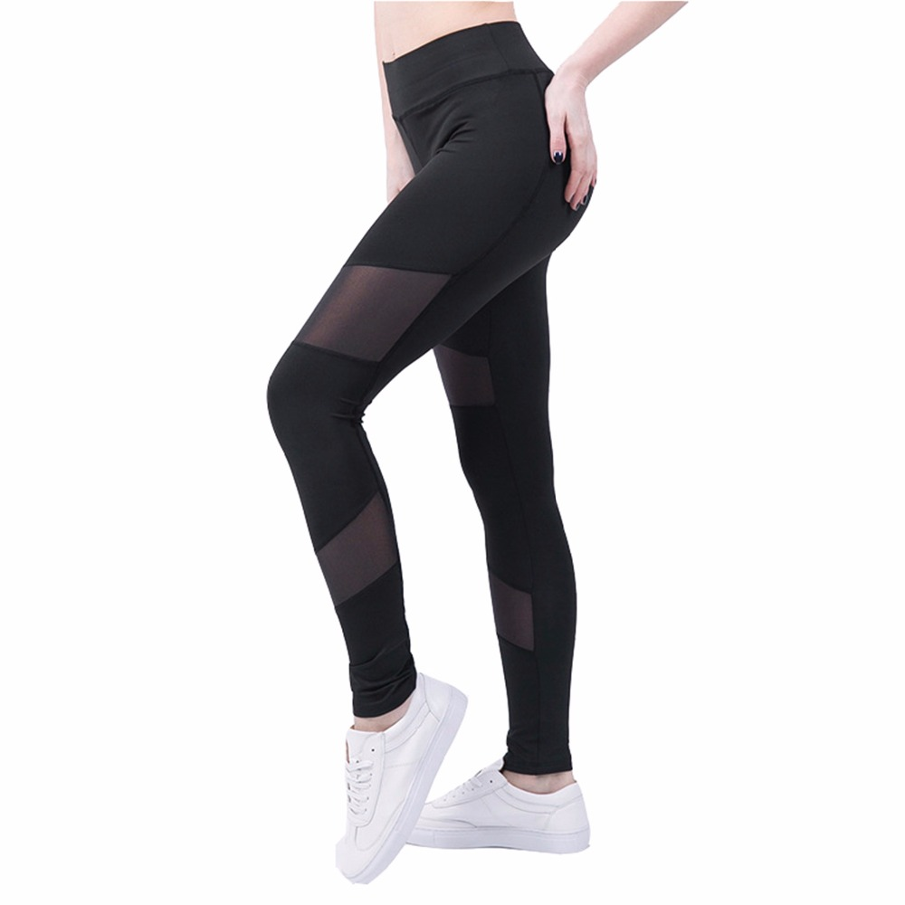 JIAYIQI Ladies Slim Leggings Plus Size Fat MM Sexy Women Jeggings High Waist Black High Elasticity Female Fitness 2017