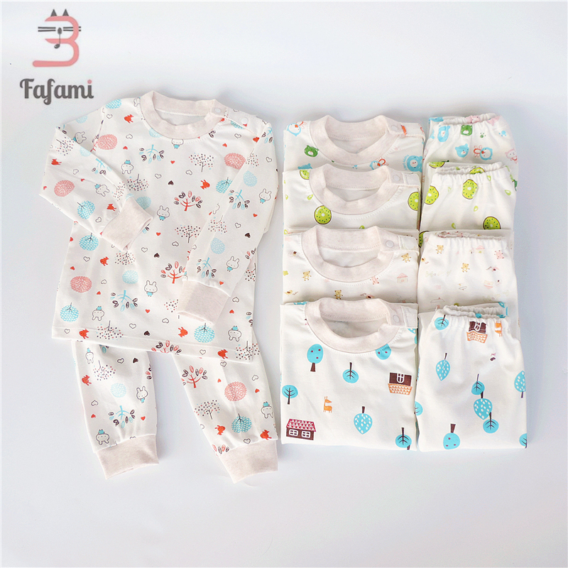 Baby Girl boy Clothes Sets For Newborn Combed Cotton Tops Baby Boy summer Clothes Children clothing baby costume bebek giyim baby girl clothes baby winter suit spring and autumn warm baby boy clothes newborn fashion cotton clothes two sets of underwear