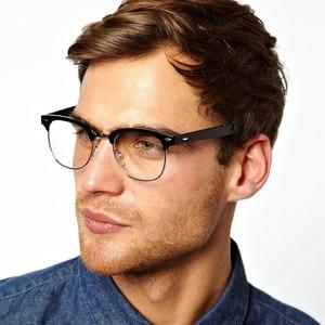 Image 2 - Classic Anti Blauw Licht Computer Brilmontuur Mannen Vrouwen Gaming Lezen Blue Ray Blokkeren Brillen Ultralight Frame Eyewear