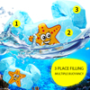 1-7Y Children Armband Swimming Vest Baby Cartoon Floating Arm Sleeve Life Jacket Safety Foam Baby Swimming Training Accessories 4