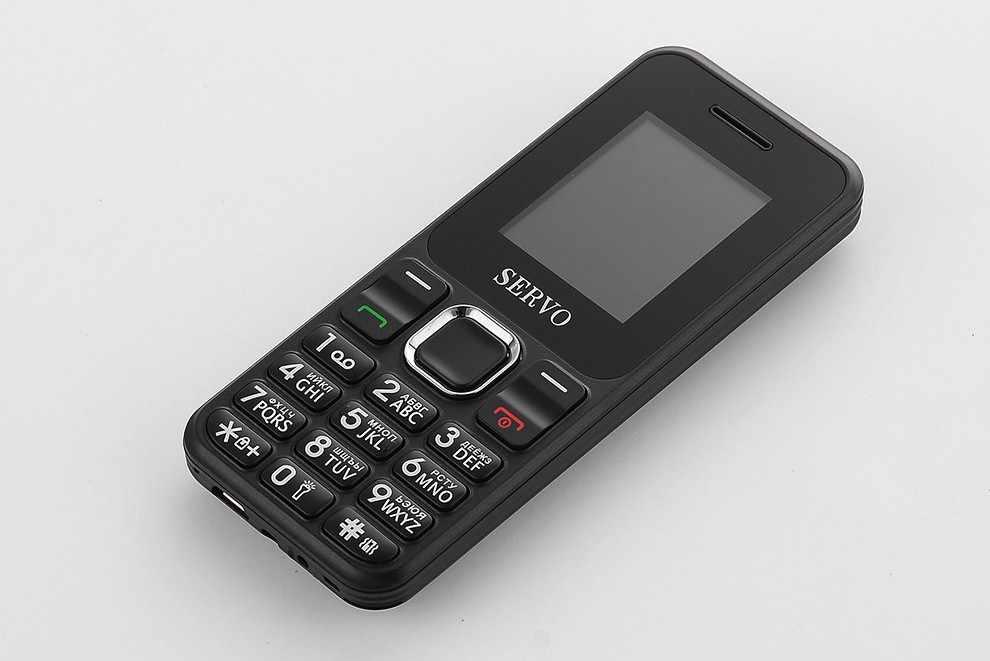 """Оригинальный телефон SERVO V8210 1,77 """"две sim-карты GPRS Вибрация FM Bluetooth низкорадиационные сотовые телефоны"""