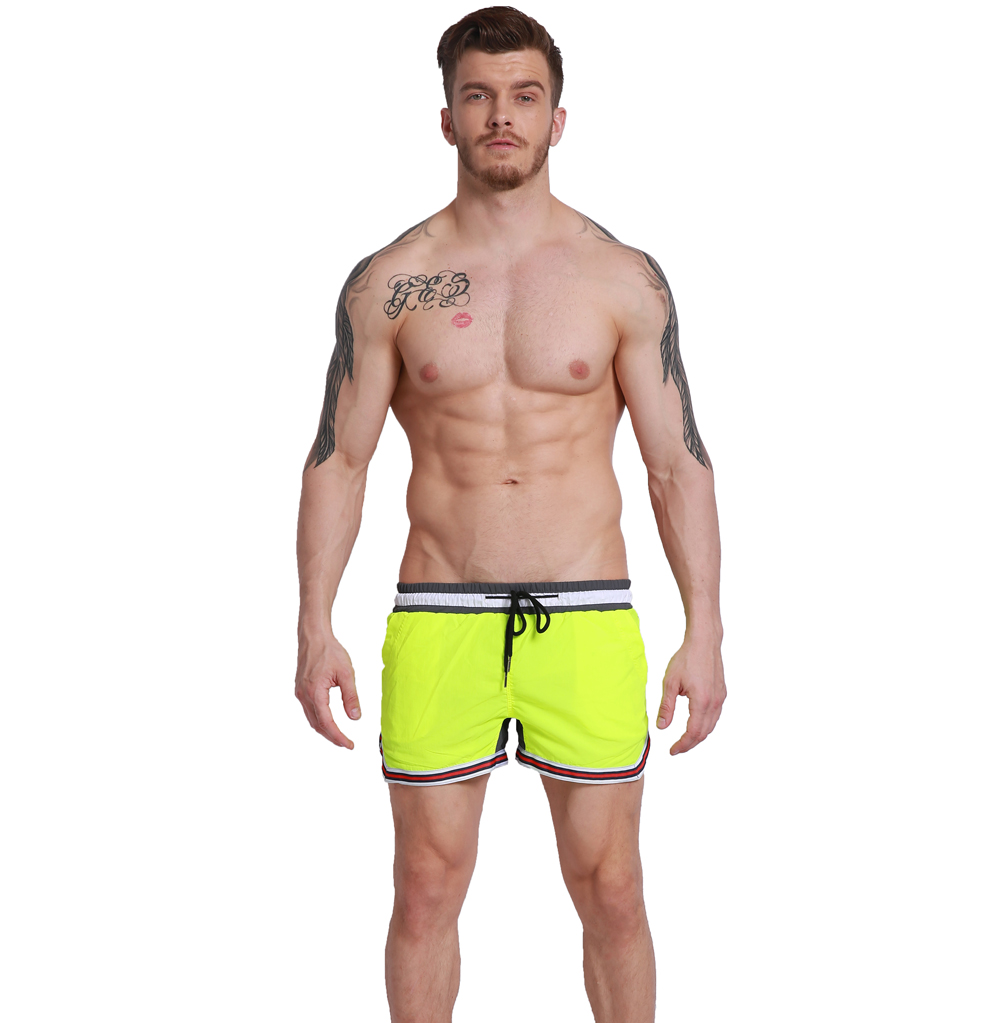 High quality Men's Athletics   Board     shorts   Lose Beach   Shorts   Nylon