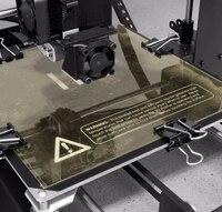 Ultem1000 pei 203*203*2mm/220*220*2mm/400*400 * espessura 0.15/0.2/0.8/2mm2mm polietherimida pei folha para impressora 3d|Peças e acessórios em 3D|   -
