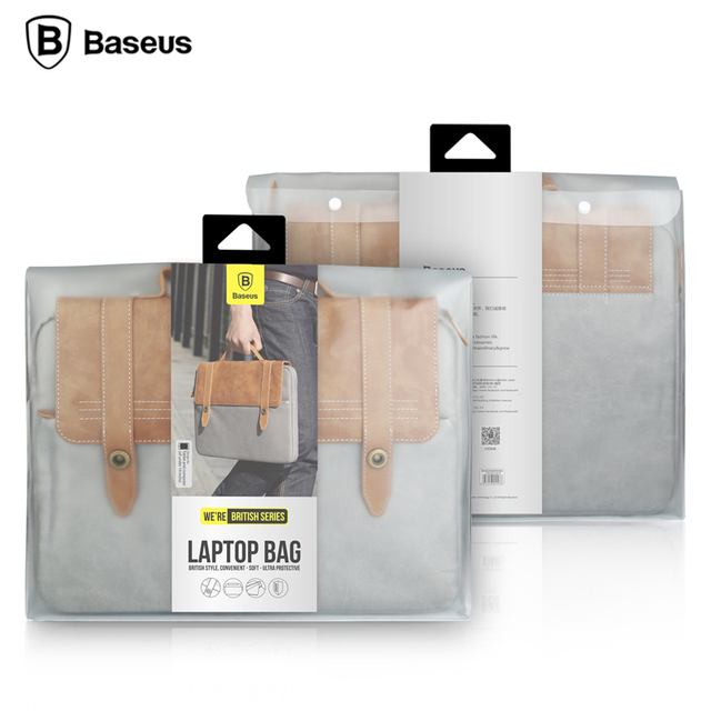 Universal Portable Soft Protective Bag for Laptop, Tablet, iPad Pro and Devices Under 14-Inch by Baseus 5
