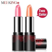 MEIKING 2016 New Lipstick Matte Waterproof Magic Brand Makeup Nude Lip balm Available Lip Cosmetic baby lips Matte Lipstick