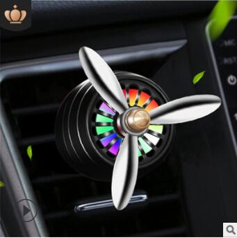 Air Force Three Alloy Fancy Lantern Auto Air Vent Freshener Car Accessories Car Air Freshener Fragrance & Deodorant HA148