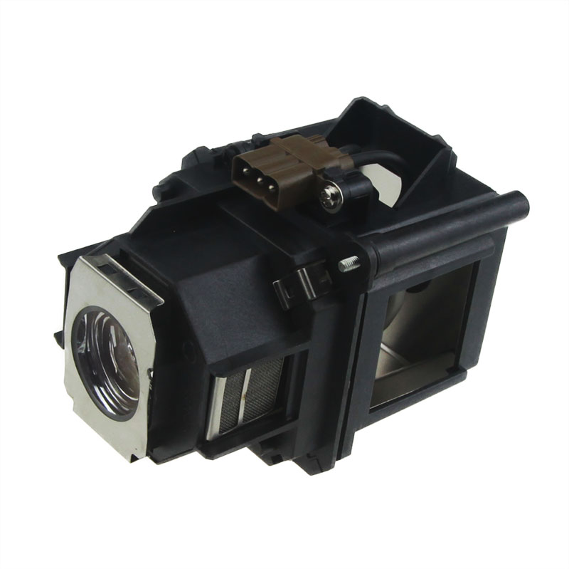 ФОТО V13H010L46 / ELPLP46 Projector Lamp With Housing For Epson EB-G5000, EB-G5200, G5350NL, G5200W, B-G5300, EB-G5350 Projectors