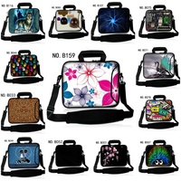 17 Laptop Shoulder Bag Case +Handle,Pocket For HP Pavilion DV7 E17 G7 /Dell XPS