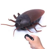 赤外線リモコンモック偽のゴキブリrcのおもちゃいたずら昆虫ジョーク