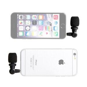 Image 5 - Saramonic SmartMic esnek kondenser mikrofon Mic w/için yüksek hassasiyetli IOS iPad iPhone 5/6/7 iPod dokunmatik akıllı telefon