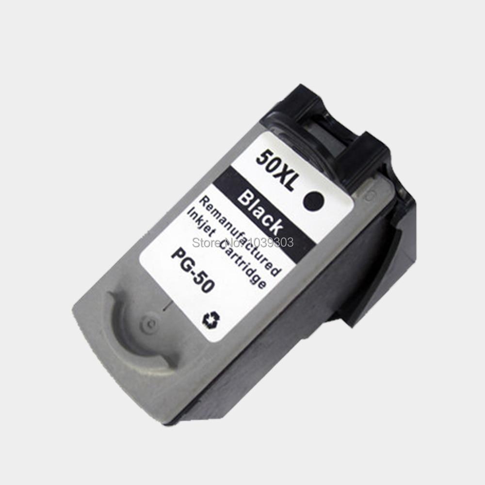 CARTUCCIA inchiostro nero per Canon pg-40 pg-50 pg40 pg50