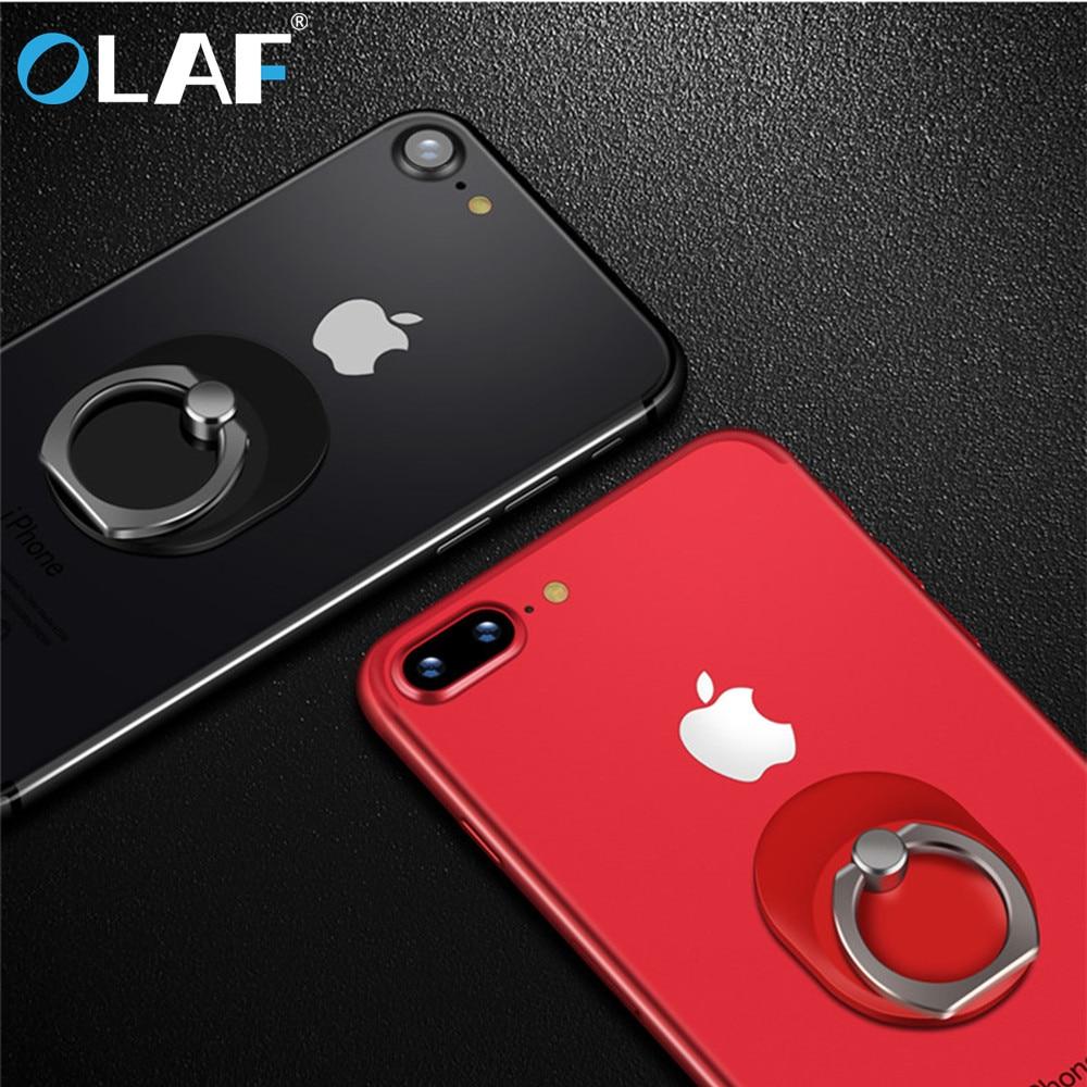 OLAF <font><b>Finger</b></font> Ring <font><b>Holder</b></font> <font><b>Pop</b></font> Anti-fall <font><b>Phone</b></font> Smartphone Desk stand <font><b>Holder</b></font> Grip Mount For Apple iphone 7 8 for Samsung for Xiaom