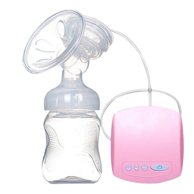 Automático Inteligente Mamá Posparto Sacaleches Eléctrico Bomba de Leche de Succión del Pezón Bebé Alimentación USB Eléctrica Leche Lechón