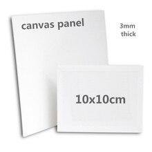 10x10 см мини-картина использования и мдф материал холст панель(5 шт