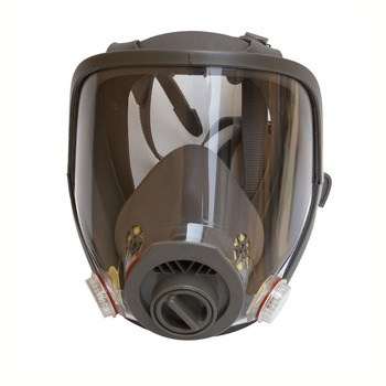 Gas masks Full Face Respirator Gas Mask Multi Function Silicone Mask for Industry Painting Spraying Anti-dust Comparable 6800 chemcial function supplied air fed safety respirator system with 6800 full face industry gas mask respirator
