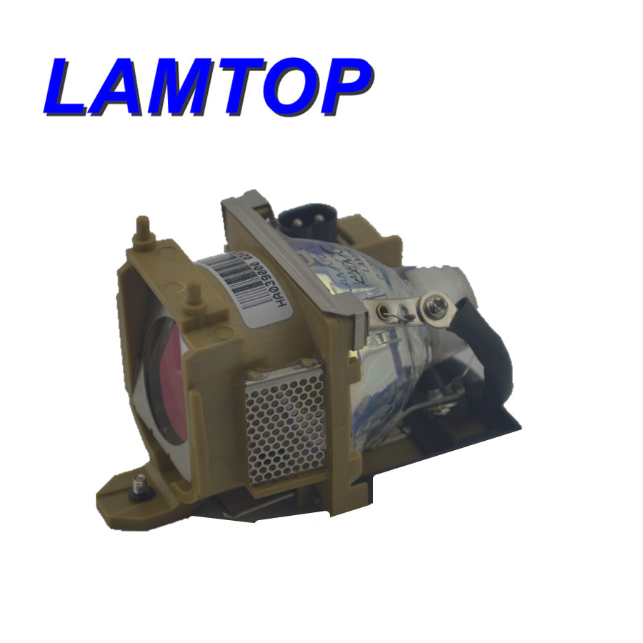 Lamtop  TLP-LW7 for TDP-P75 Projector lamp/projector bulb with housing compatible bare projector bulb projector lamp audio visual lamp tlp lv5 fit for tdp t40 tdp t40u free shipping