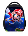 12 '' Small Children School Bags Super Mario Shoulder Bags For Boys Fashion Cartoon Kindergarten Girl Avengers Schoolbag Mochila