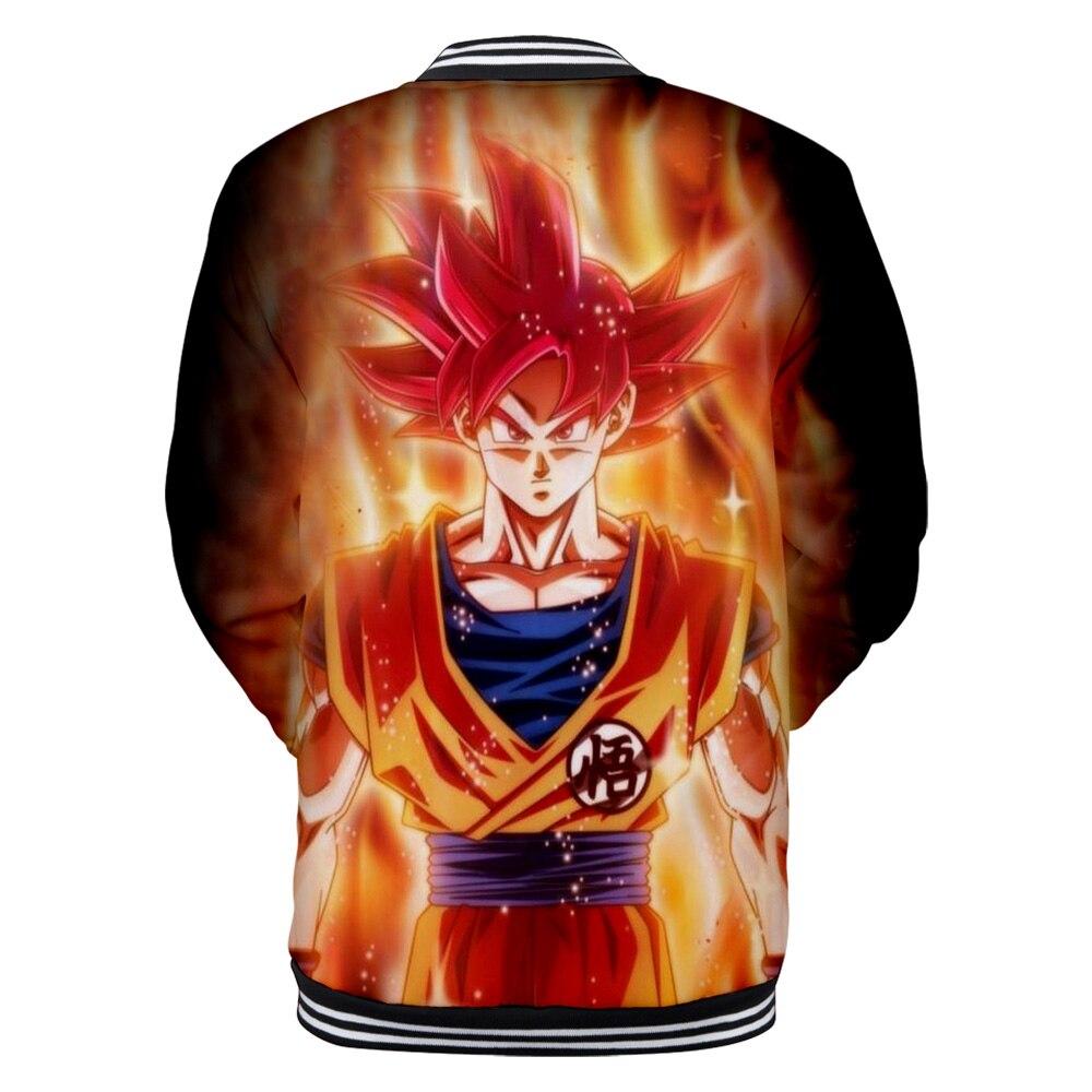 Dragonball Z Goku Streetwear Men/Women 31