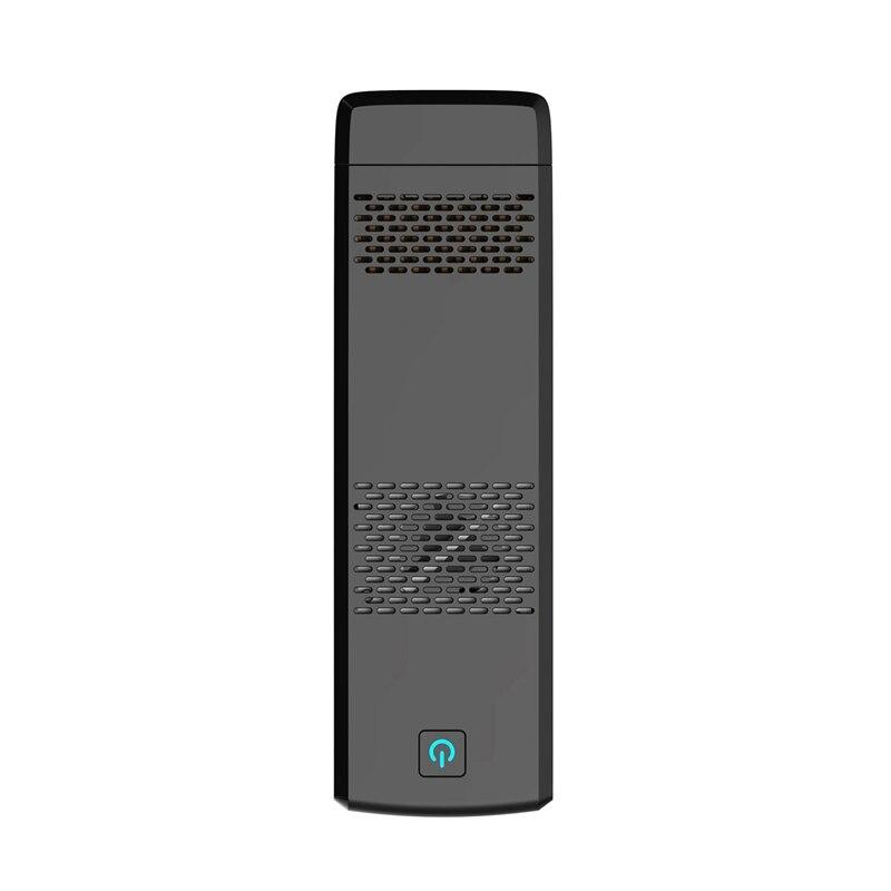 Mini Pc Pro Windows 10 Mini ordinateur bâton Intel Atom Z8350 Mini ordinateur 4 Gb 64 Gb 2.4 Ghz & 5.8 Ghz Wifi Bt4.0 bâton Pc Mini Poc