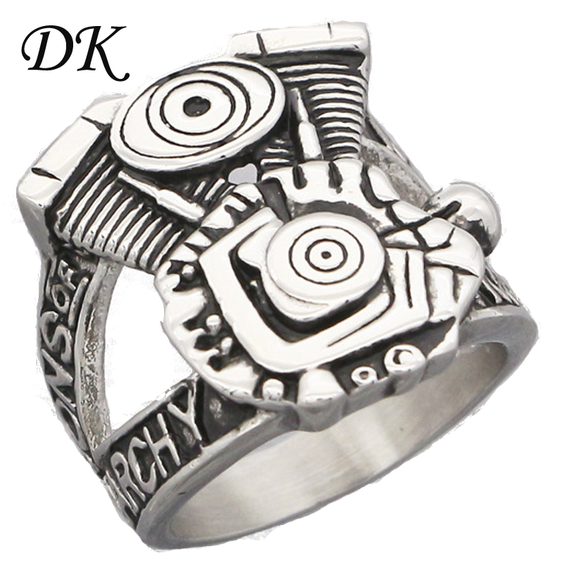 get cheap mens motorcycle rings aliexpress