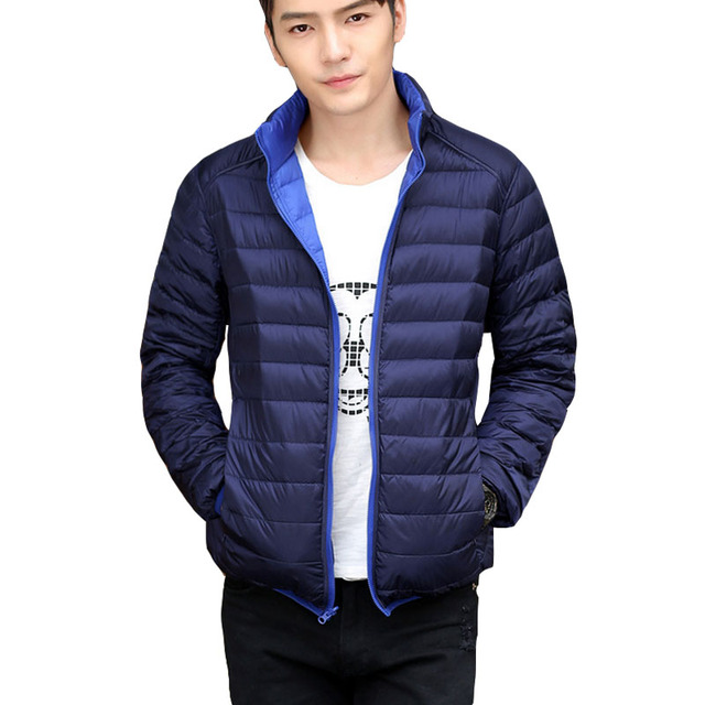 Aliexpress.com : Buy 2017 Winter Duck Down Jacket men Ultra Light ...