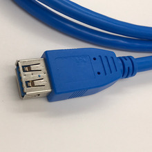USB 3.0 Datum Kablosu erkek Kadın Kablosu Yüksek Hızlı Veri Uzatın 5 Gbps Veri Transferi Uzatma Kablosu 1 M 1.5 M 3 M 1 Adet