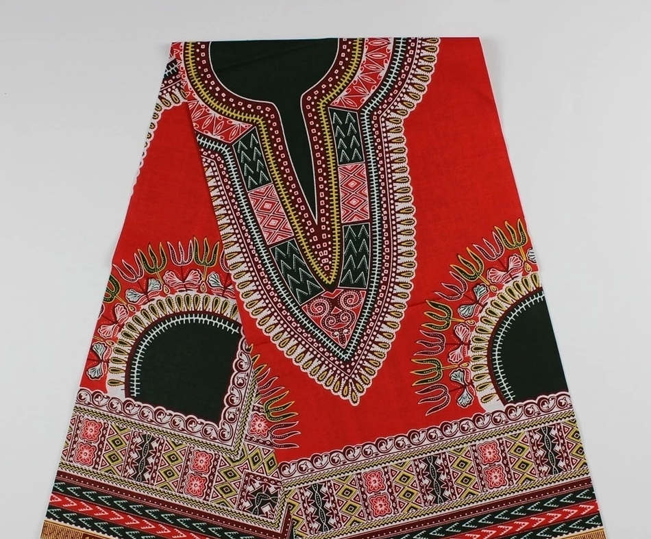 Fashion 100 cotton print fabric african best wax print for Cloth material for sewing