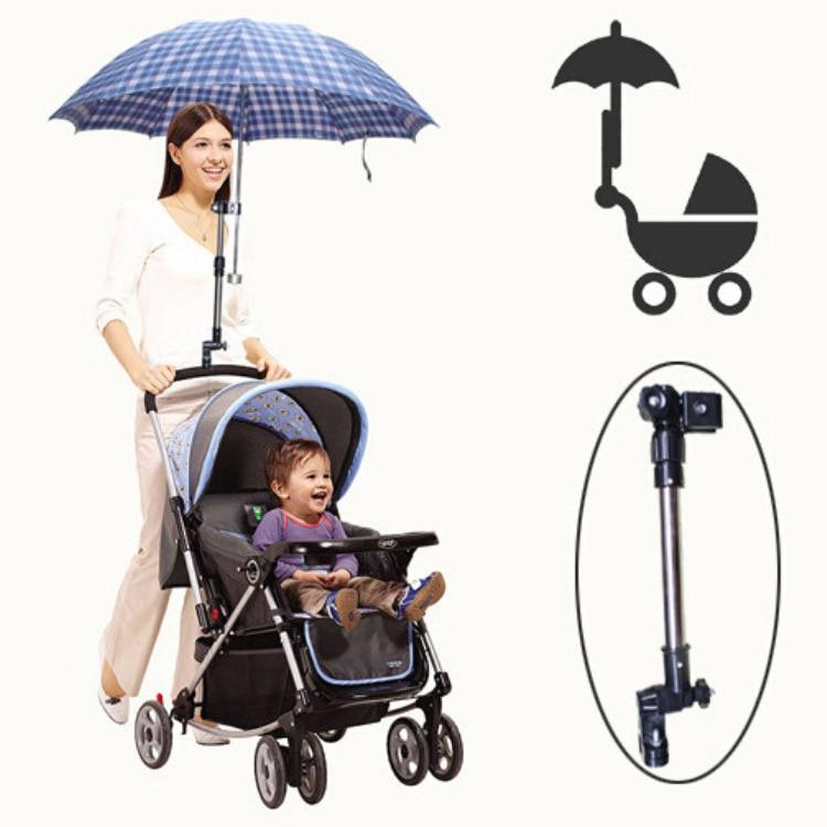 Parasol auto anti-UV baby trolley parasol kinderwagen paraplu - Activiteit en uitrusting voor kinderen - Foto 1