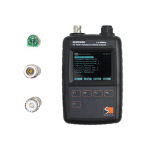 New HF Vector Impedance Antenna Analyzer KVE60c for walkie talkie Graphical Representation/Ham Radio DIY upgraded version MFJ