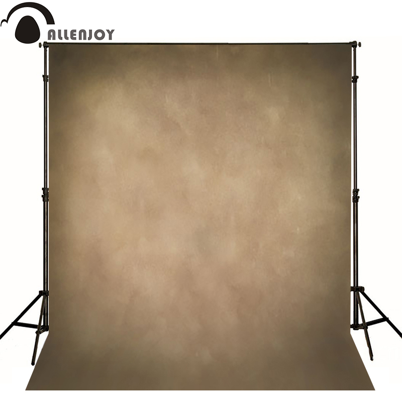 Allenjoy Thin Vinyl cloth photography Backdrop gray Indoor photography background cloth computer print can customized MH-039