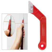 1pc Tungsten Tile Gap naprawa płytki łączenie czyszczenie narzędzi spoina usuwania Cleaner prosty styl narzędzia ręczne DIY wielofunkcyjny