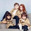 Высокое качество дети девочка и мальчик куртки детские пальто осень весна верхняя одежда для детей мода куртка бесплатная доставка