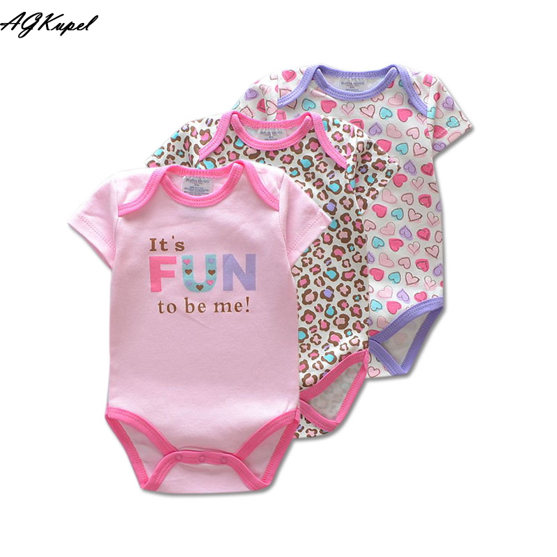 3pcs/Lot Summer Infant-Clothing Plaid Baby Romper Girl Baby Clothes Print Newborn Next Boy Jumpsuits Clothing Set Body Suits sardiff 2017 body 3 set baby girls summer clothes heart suits newborn bobysuit romper pink tutu skirt socks outfits clothing set