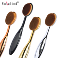 Rosalind New Arrivals  Toothbrush Shape Makeup Brush  Soft Oval  Brush for Foundation  Blush Concealer  Cosmetic Tool