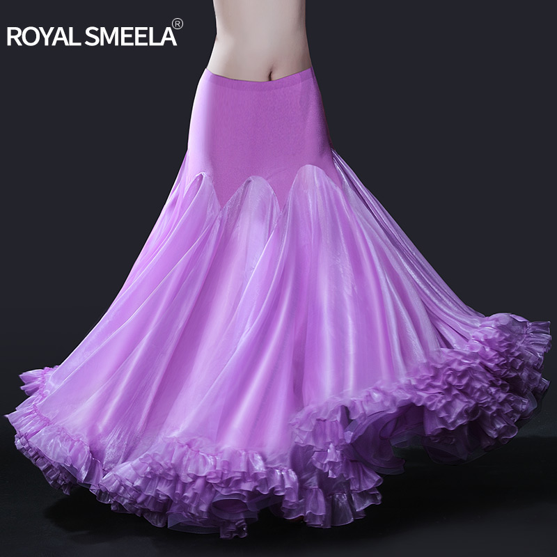 Hot Sale New Dance Skirt for Tribal belly dance Ballroom Dance Waltz Flamenco Dancing skirts bodycon