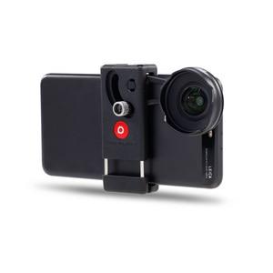 Image 3 - Phoneographe objectif Mobile externe haute définition SLR miroir ensemble universel téléphone portable lentille Macro lentille grand angle lentille