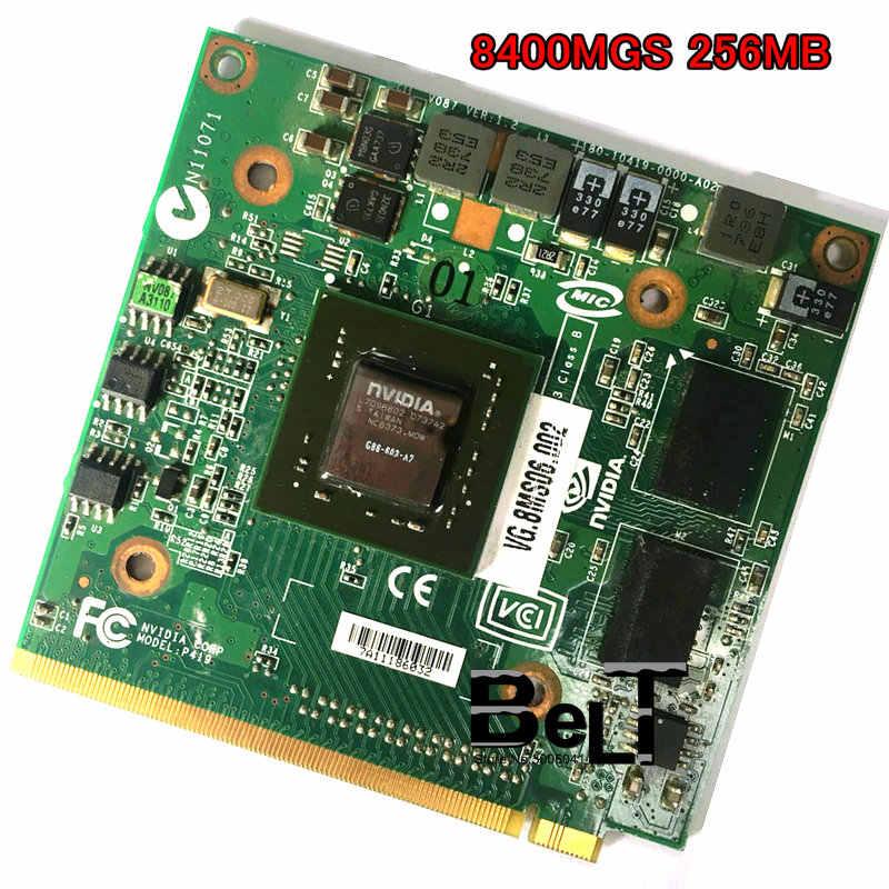 لأيسر أسباير 5920G 5520 5520G 4520 7520G 7520 7720 G ل GeForce 8400MG S 8400MGS DDR2 256MB بطاقة الرسومات الفيديو