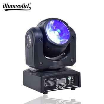 Controlador de Luz Em Movimento Da Cabeça dj lamp60WRGBW 60WLED 4in1 spotBeammini