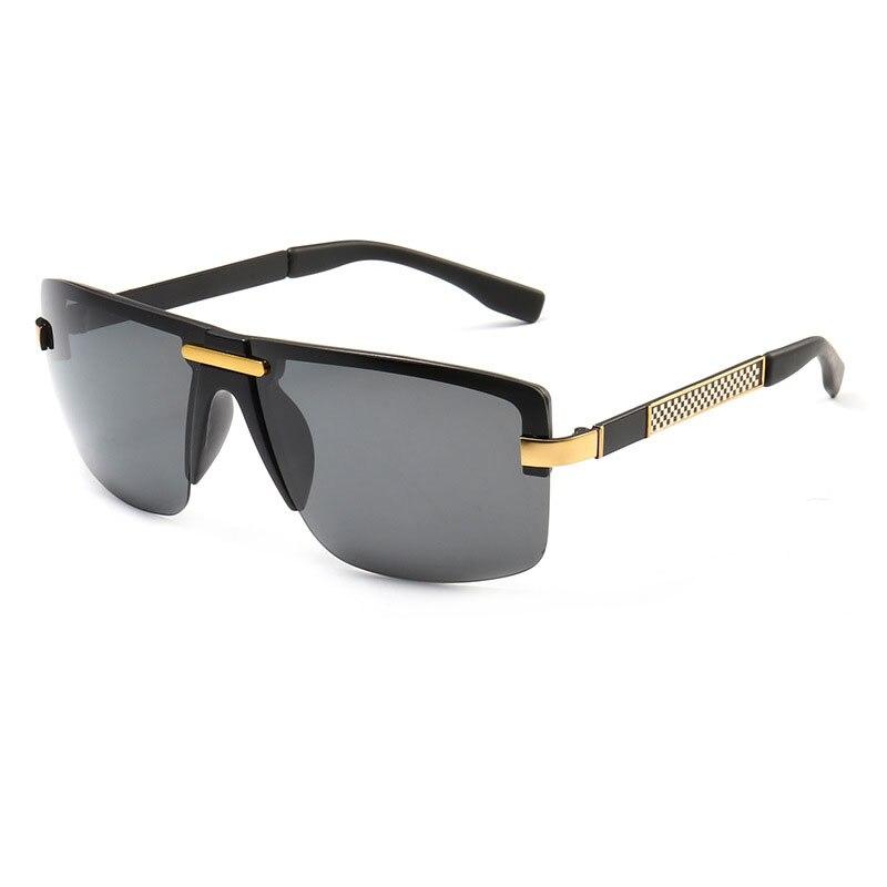 steampunk Schutzbrillenmänner carter randlose Sonnenbrille - Bekleidungszubehör - Foto 6