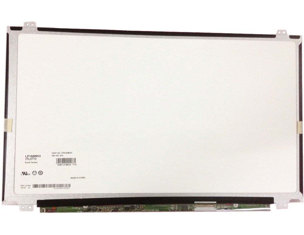 For HP Envy DV6 LP156WH3 TLAC LP156WH3 TL AC TL AC Matrix for Laptop 15 6