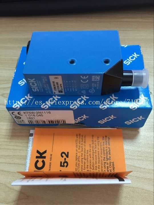 Livraison gratuite KT5W-2N1116 capteur de couleur