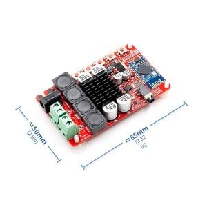 Image 1 - 25 Вт + 25 Вт TDA7492 CSR8635 беспроводной Bluetooth 4,0 аудио приемник усилитель плата NE5532 Preamp