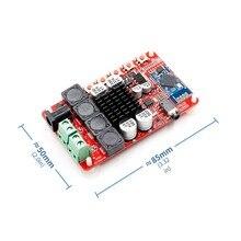 25W + 25W TDA7492 CSR8635 Senza Fili di Bluetooth 4.0 Ricevitore Audio Bordo Dellamplificatore di NE5532 Preamplificatore